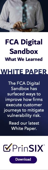 FCA Sandbox white paper banner image